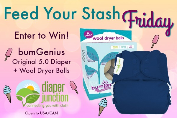 FYSF 8/5/2016, Win a bumGenius Bundle!