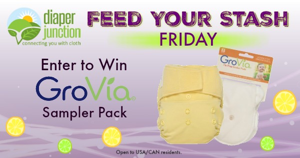 7/29/16 FYSF, Win a GroVia Sampler Package