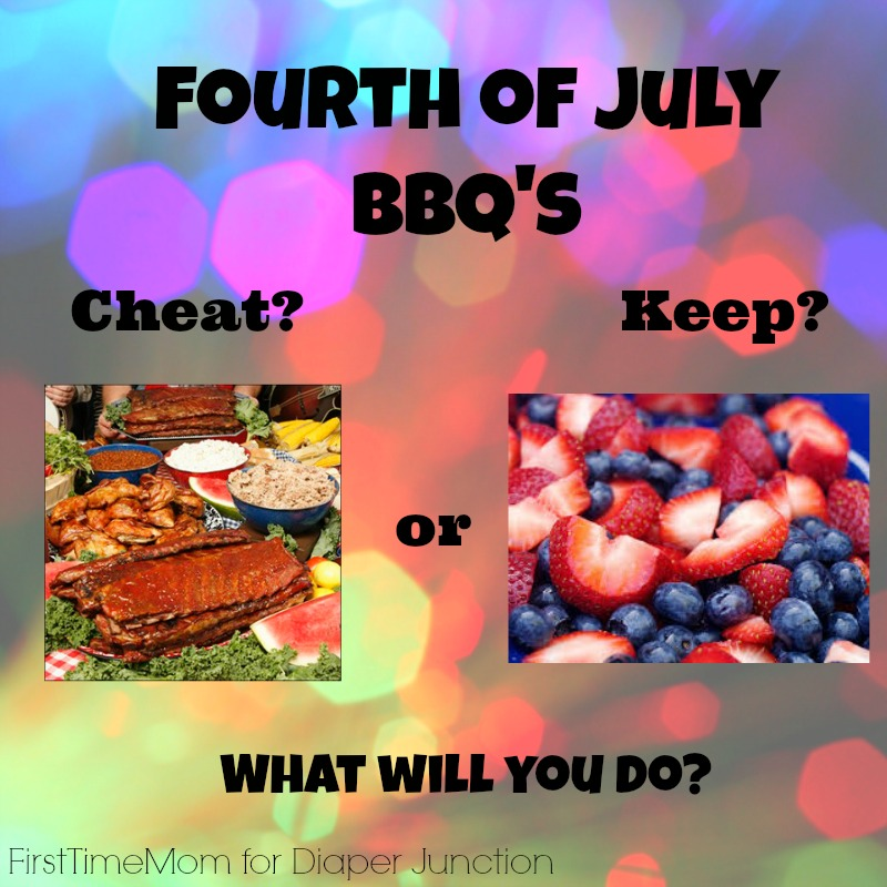 fourth of july,food