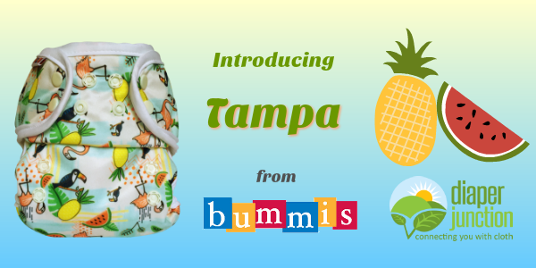 NEW from Bummis, Meet Tampa!