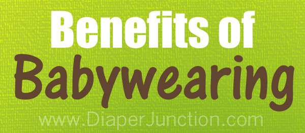 babywearing,benefits