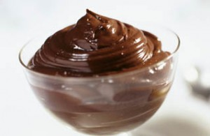 chocolate,pudding