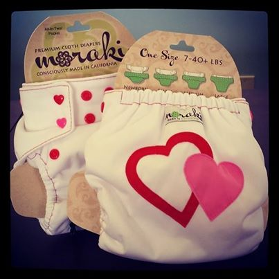 moraki,diapers,cloth,hearts
