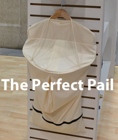 Second Look New Perfect Pail For Cloth Diapers From Grovia