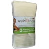 AppleCheeks One Size 2 Layer Bamboo Insert  2 PACK