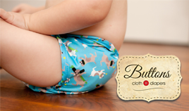 Rumparooz diapers - newborn