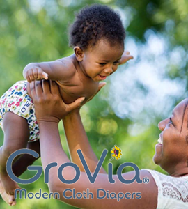 Grovia diapers on sale