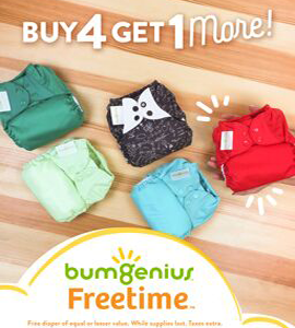 bumGenius Diapers