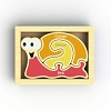Begin Again Mini Color Snail Puzzle CLEARANCE