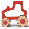 Begin Again Toys PushAround Tractor