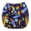 Blueberry Capri Diaper Cover Newborn (Size 1)