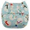 Blueberry Diapers Limited Edition Print Frosty CLEARANCE