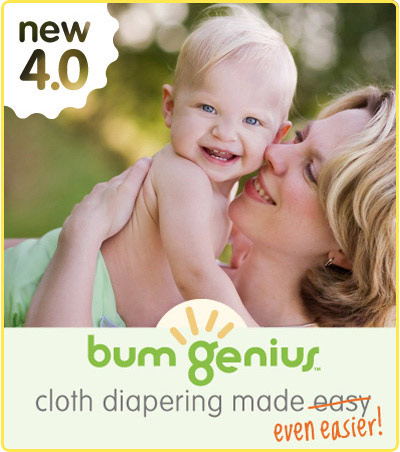 bumGenius! 4.0 Cloth Diapering Made Easier!