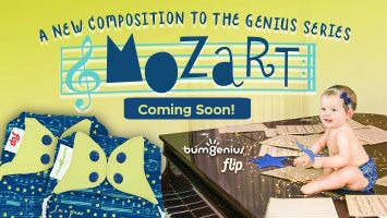 New from bumGenius and Flip--Meet Mozart!