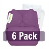 bumGenius 5.0 One Size Pocket Diaper  6 Pack