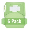 bumGenius Newborn All In One Diaper - 6 Pack
