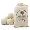 Buttons Wool Dryer Balls 6 Pack