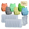 Buttons Diapers Basics Pack