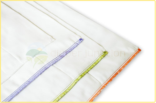 Cotton Prefold Diapers