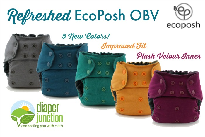ecoposh, cloth diapers