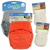 GroVia One Size Cloth Diaper Experience Package