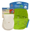 "GroVia One Size Diaper ""SAMPLER"" Package"