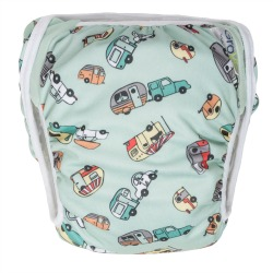 grovia, swim diapers