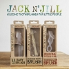 Jack N' Jill Silicone Toothbrush