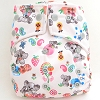 Kawaii Double Layered Fun Print Diaper