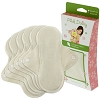 Pink Daisy Organic Cotton Pantyliners - 6 pack