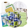 Rumparooz One Size Pocket Diaper Deluxe Package
