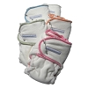 Sustainablebabyish Snapless Multi Fitted Diaper