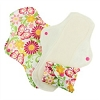 Pink Daisy Menstrual Pads ORGANIC COTTON - 3 Pack
