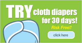 Cloth Diaper Trial