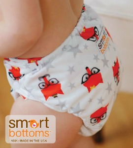 Smart Bottoms Organic Cotton Diapers