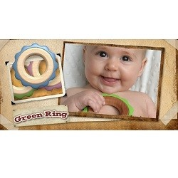 Begin Again Toys Green Ring