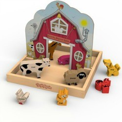 Begin Again Sounds Around The Farm Story Box CLEARANCE