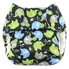 Blueberry Basix One Size All-In-One Diaper Certified Preowned