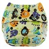 Blueberry Simplex One Size All In One Diaper Certified Preowned