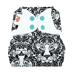 Flip One Size Diaper Cover Limited Edition Martin