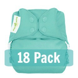 bumGenius Freetime One Size All In One Diaper 18 Pack