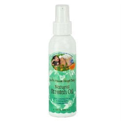 Earth Mama Angel Baby Natural Stretch Oil 4oz