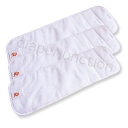 Flip Stay Dry Diaper Insert 3-Pack
