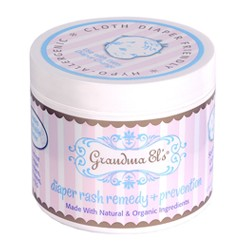 Grandma Els Diaper Rash Remedy