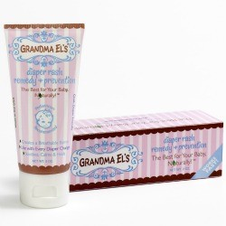 Grandma Els Diaper Rash Cream 2 OZ TUBE