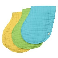 Green Sprouts Muslin Burp Cloths