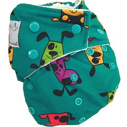 Kawaii One Size Bamboo Pocket Diaper