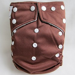 Kawaii One Size Pocket Cloth Diaper SNAP