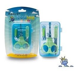 Lizard King Safe Baby Nail Clippers Set CLEARANCE