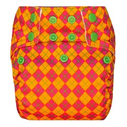 Moraki One Size All In One Diaper Prints